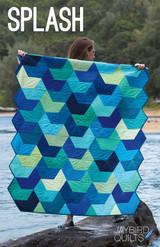 Splash | Jaybird Quilts | Quilt Pattern | Cover