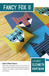 Fancy Fox II | Elizabeth Hartman | Quilt Pattern | Cover