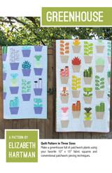 Greenhouse | Elizabeth Hartman | Quilt Pattern | Cover