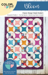 Bloom | Color Girl | Quilt Pattern | Cover