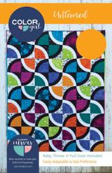 Untamed | Color Girl | Quilt Pattern | Cover