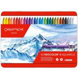 Caran D'Ache Neocolour Water Soluble Wax Pastels 40 Set - Main Image