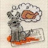 Mouseloft Stitchlets Mini Cross Stitch Kits   Daydreaming