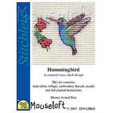 Mouseloft Stitchlets Mini Cross Stitch Kits | Hummingbird