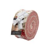 La Rose Rouge | French General | Moda Fabrics | 13880JR | Jelly Roll
