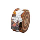 Arboretum Metallic | Moda Fabrics | 33530JR | Jelly Roll