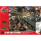 Airfix D-Day 75th Anniversary Battlefront Gift Set | 1:76