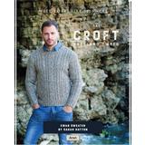 Ewan Sweater Knitting Pattern   WYS The Croft Aran Knitting Yarn WYS98032   Digital Download - Main Image