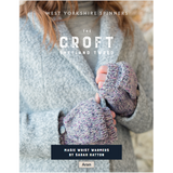 Maisie Wrist Warmers Knitting Pattern   WYS The Croft Aran Knitting Yarn WYS98038   Digital Download - Main Image
