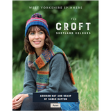 Addison Hat & Scarf Knitting Pattern | WYS The Croft Aran Knitting Yarn WYS98041 | Digital Download - Main Image