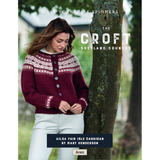 Ailsa Fair Isle cardigan Knitting Pattern | WYS The Croft Aran Knitting Yarn WYS98055 | Digital Download - Main Image