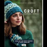 Drew Hat and wrist warmers Knitting Pattern   WYS The Croft Aran Knitting Yarn WYS98058   Digital Download - Main Image