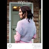 Penelope shrug Knitting Pattern | Exquisite Lace Knitting Yarn WYS55997 | Digital Download - Main Image