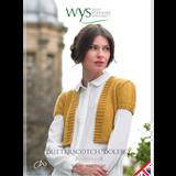 Butterscotch Bolero Knitting Pattern   Bluefaced Leicester Knitting Yarn WYS05996   Free Digital Download - Main Image