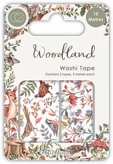 Premium Washi Tape   Woodland   Clare Therese Gray   Craft Consortium