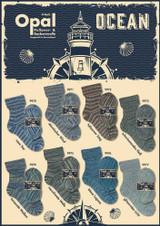 Opal Ocean 4 Ply Wool Sock Knitting Yarn | Various Shades - Main Image
