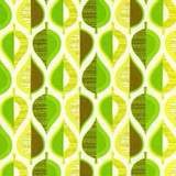 Wildwood | Pressed Leaves | Erin McMorris | EM10.GREEN | Green | Free Spirit Fabrics
