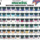 Madeira | Rayon No.40 | Various Colours (Purples, Pinks, Greens, Greys, Browns) - Main Image