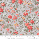 Aviary, Silver Grey from Daybreak collection by 3 Sisters