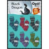 Opal Black Dragon 4 Ply Yarn, 100g Balls | Various Shades