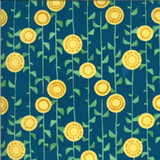 Solana | Robin Pickens | Moda Fabrics | 48683-16 | Stalks on Horizon