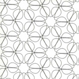Quotation | Zen Chic | Moda Fabrics | 1733-12 Ellipse Cream Graphite