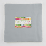 Bella Solids | Moda Fabrics | 184 Steel| Junior Layer Cake (9900JLC 184)