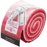 Grunge Junior Jelly Roll - Stitch Pink | Moda Fabrics | Junior Jelly Roll | 30150JJRSP