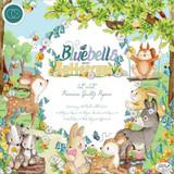 "Craft Consortium | Helz Cuppleditch | Bluebells and Buttercups | Premium Paper Pad | 12"" x 12"" - Main Image"