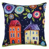 Collection d'Art | Cushion Cross Stitch Kit | Bloomy Street