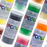 Efco Efcolor Standard Opaques Enamel Powders in 10ml tubes | Various Colours