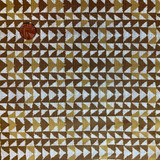 Wove it or Weave it | Michael Miller Fabrics | I Wove You - Citrine | CX7032-CTRIN-D | HALF METRE UNITS - Please see penny for size reference
