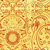 Bohemia | Julie Paschkis | In the Beginning Fabrics | 4JPE-1 | HALF METRE UNITS
