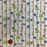 Precious Moments | SPX Fabrics | Bamboo Stripes | 21148MUL1 | HALF METRE UNITS - Please see penny for size reference