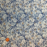 Chantilly | Blank Quilting | BTR4931BLUE | HALF METRE UNITS - Please see penny for size reference