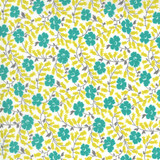 Flowers for Freya | Linzee McCray | Moda Fabrics | 23333-11 | Flower Bed, Cloud Pond
