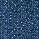 Flowers for Freya | Linzee McCray | Moda Fabrics | 23337-15 | Stroll, Bluebird