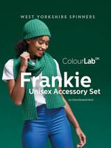 WYS   Frankie Unisex Accessory Set - by Chloe Birch   ColourLab DK   FREE PATTERN