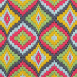 Bargello Tapestry Kit - Persimmon | Anchor | Tina Francis Design - Main Image