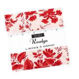 Roselyn   Minick & Simpson   Moda Fabrics   14910PP   Charm Pack - Main Image