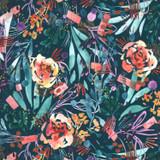 Sunshine Soul | Create Joy Project | Moda Fabrics | 8463-12 | Sunbloom Soiree, Midnight