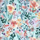 Sunshine Soul | Create Joy Project | Moda Fabrics | 8463-14 | Sunbloom Soiree, Blue Sky