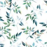 Sunshine Soul | Create Joy Project | Moda Fabrics | 8466-11 | Reaching Skyward Leaves, Cool Breeze