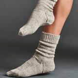 Erika Knight Wool Local Socks Knit Kit | 808 Bingley Navy + Knitpro Zing 2.75mm Double Pointed Needles