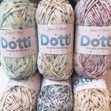 James C Brett Dottie DK Knitting Yarn, 50g Balls | Various Shades - Main Image