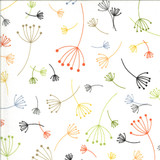 Quotation | Zen Chic | Moda Fabrics | 1730-11 | Creamy Breezy | 1m Remnant
