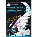 Manuscript Calligraphy Starter Kit | Set of 17