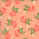 Happy Days | Sherri and Chelsi | Moda Fabrics | 37600-13 | Carnation Peach