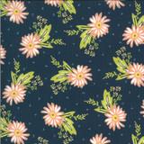Happy Days | Sherri and Chelsi | Moda Fabrics | 37600-20 | Carnation Navy