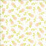 Happy Days | Sherri and Chelsi | Moda Fabrics | 37601-11 | Dainty Ivory
